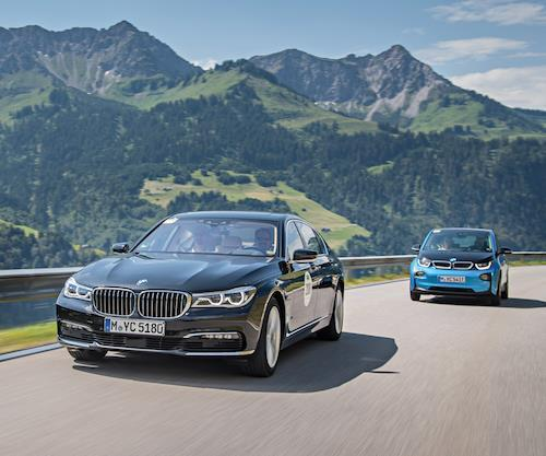 It Produces More Than 350,000 Cars Per Year Among 15 Different Models,  Including Three Variations Of The New BMW 7 Series ...