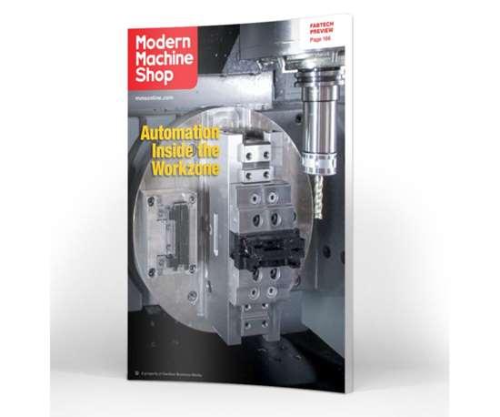 Modern Machine Shop Cover 2016 November