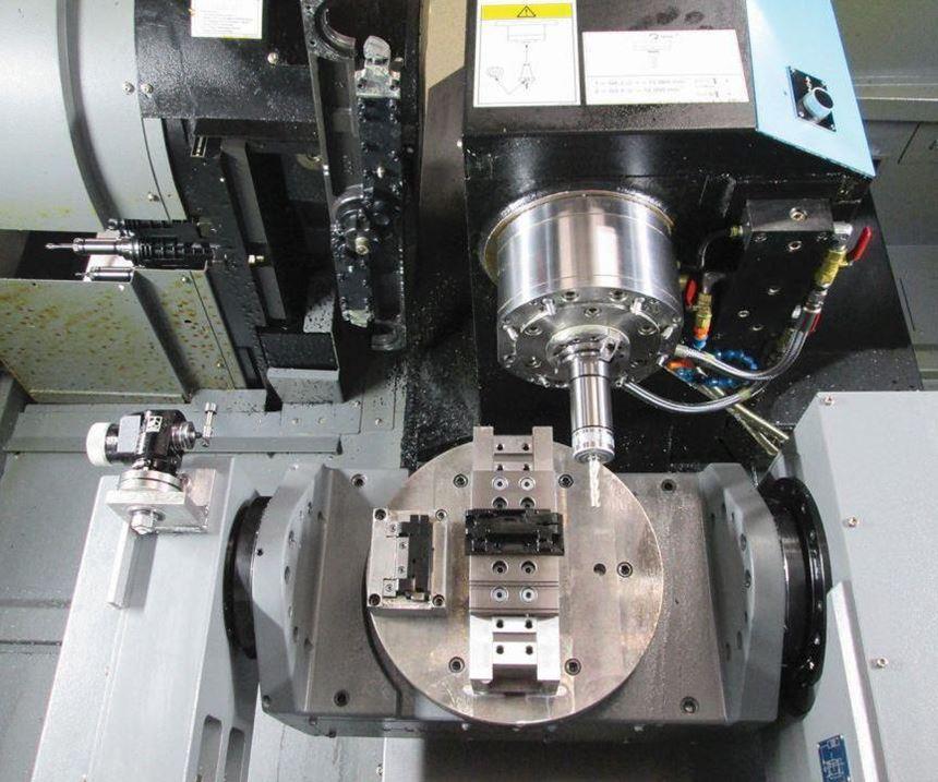 machine setup