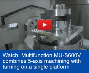 Okuma-MU-5000V video