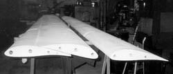 NaplesMYTHOS Carbon/epoxy blades