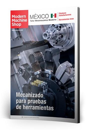 Edición Noviembre 2020 Modern Machine Shop México.