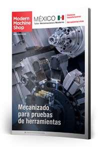 Noviembre Modern Machine Shop México número de revista