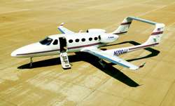Adam Aircraft's <i>A700</i> jet