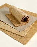 natural fiber composite mats