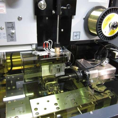 CHMER's linear motor EDM technology