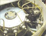 12 station rotary transfer machine