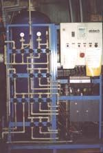 Adsorption system filters