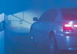 BMW's Pixel light headlights