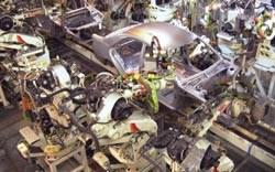 Toyota body shop