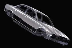 Jaguar new XJ series