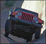 '05 Jeep Wrangler Unlimited Rubicon