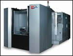 Toyoda's FH-S horizontal machining center