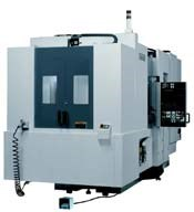 Mori Seki's NH5000 horizontal machining center