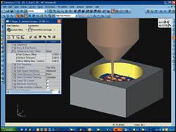High accuracy micro-milling