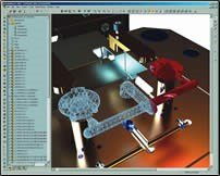 SolidWorks' toolpath creation software