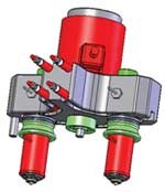 Hot runner manifold system