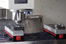 A lower-cost vertical machining center