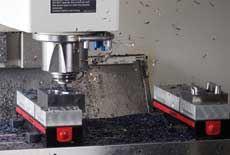 A lower-cost vertical machining center
