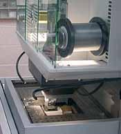 ED wire-cutting machine