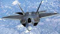 Lockheed Martin F/A-22 Raptor