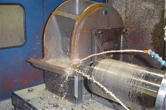 Oak International Oakflo metalworking fluids
