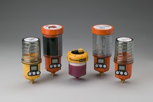 Trico Streamliner grease dispensers