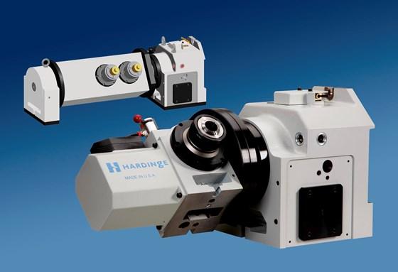 Hardinge 16C rotary system, 5C rotary unit