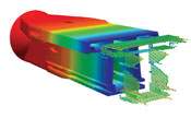 Die-Flow Simulation Now Runs Faster