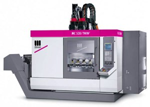 Twin-Spindle Turning Center