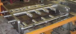 Eight-cavity injection mold