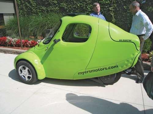 Myers NmG car
