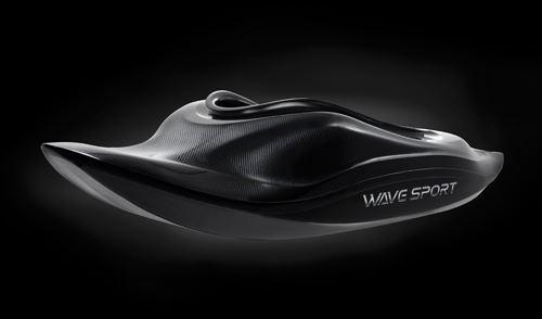 free form kayak  Free-form surfacing optimizes free-style kayak : CompositesWorld