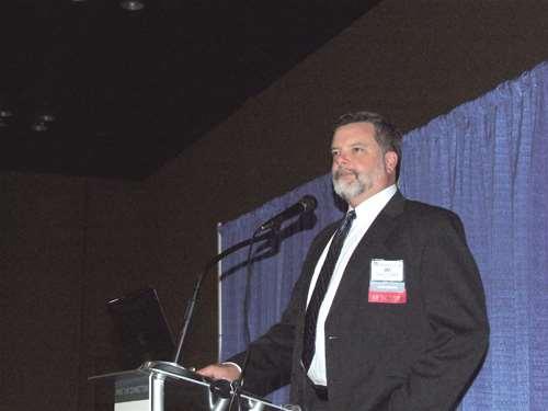 Keynoter Jim deVries