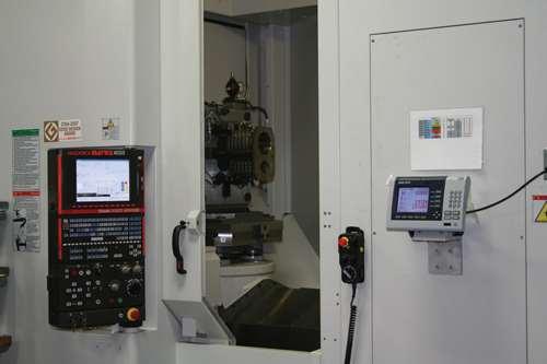 gaging system control unit