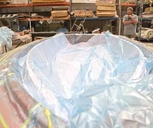 Double-bag infusion: 70% fiber volume?