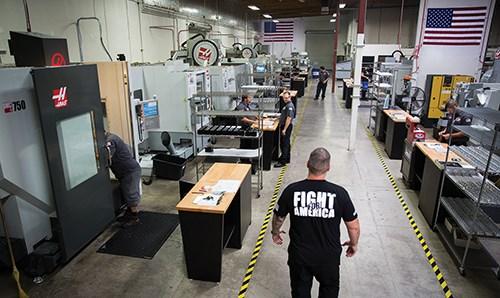 Titan America Manufacturing
