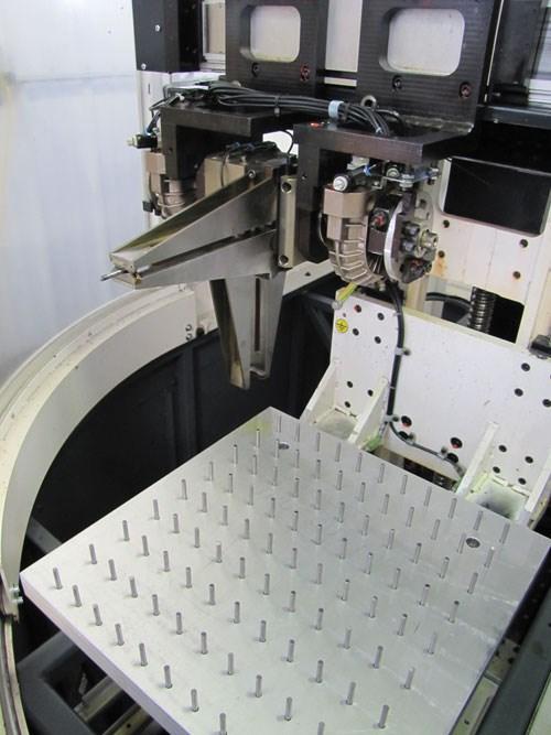 Autoloader and robotic gripper
