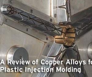 copper beryllium insert