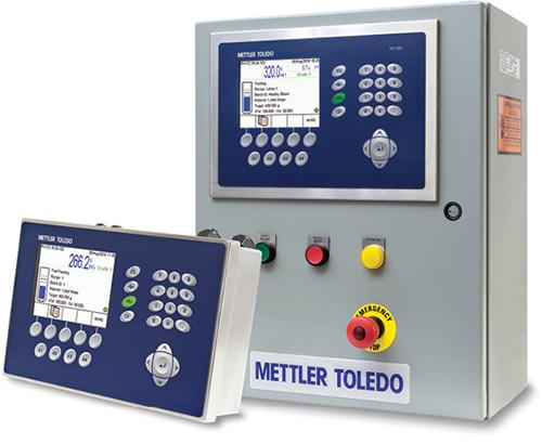Mettler Toledo batch controller