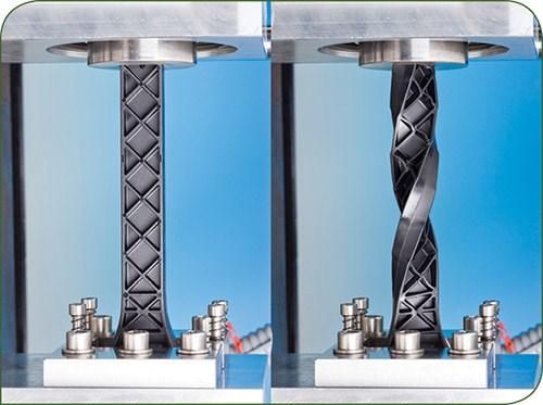 Ultramid crash-optimized nylon from BASF