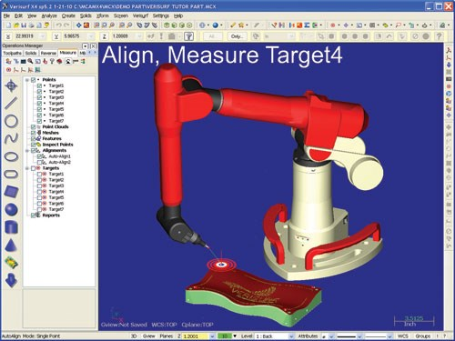 Align-Inspect-Report