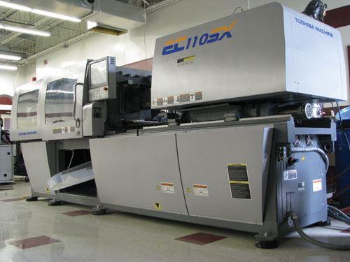 electric medical molding press