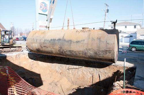 Underground Storage Tanks: Rehabilitation Without