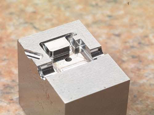 medical mold insert