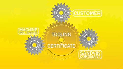 tooling certificates