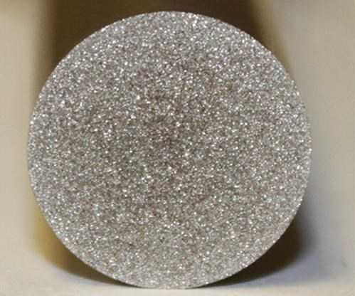 porous sintered metal