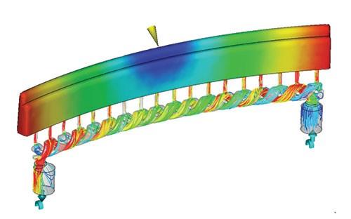 Conformal cooling analysis