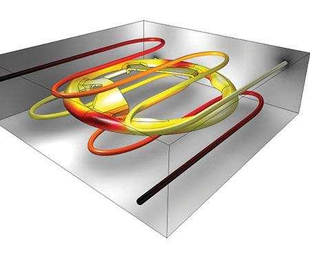 3D cooling analysis