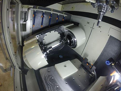 rotating/tilting table